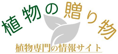 植物の贈り物