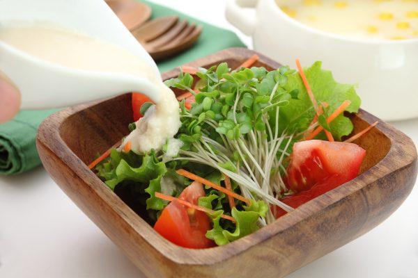 ブロッコリースプラウトのサラダ